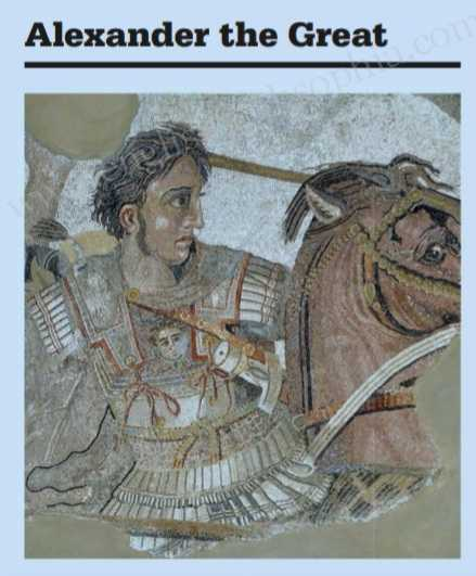 Alexander the Great and the Hellenistic Culture (Part 2)